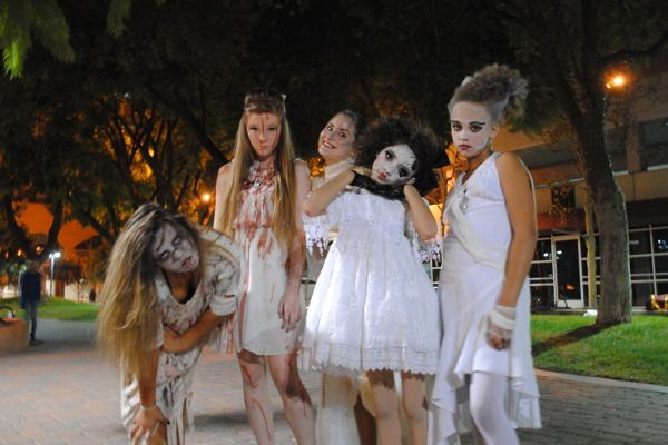 California Riverside Ballet Ghost Walk | IEShineOn