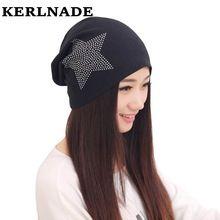 Beleza menina beanie designer personalizado novidade chapéus de inverno para as mulheres de bling cristal padrão casual skullies chapéu mulher marca gorro(China (Mainland))