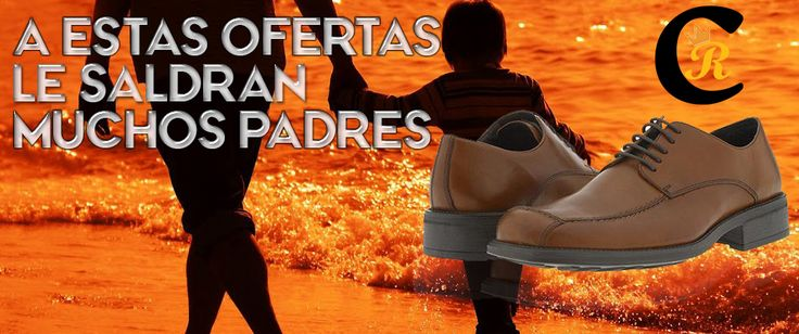 Empieza la cuenta regresiva para el día del padre...porque con estos descuentos le saldrán muchos padres a Nuestras ofertas... Aquí en #calzadoreyver.....Envíos A Nivel Nacional ☎WhatsApp Asesoras☎ 300 248 89 01 - 317 428 70 58 #ofertas,#calzadoeconomico,#descuentos,#bucaramanga,#santander,#zapatoeconomico,#ofertadeldia,#cabecera,#moda,#calzado,#calzadoreyverofertas,#bogota,#cali,#barranquilla,#atalntico,#cartagena,