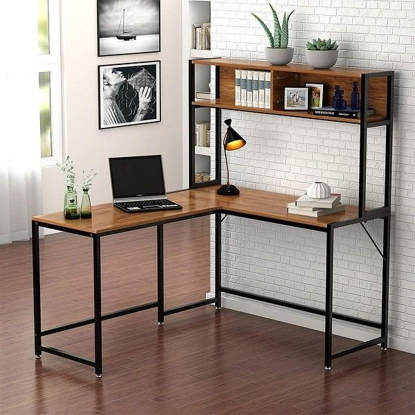 Overstock Com Online Shopping Bedding Furniture Electronics Jewelry Clothing More L Shaped Desk Wooden Computer Desks Corner Computer Desk