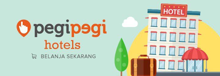 pegipegi.com adalah salah satu Biro Agen Perjalanan berbasis Online terkemuka di Indonesia yang hadir untuk menawarkan ribuan pilihan Hotel dan perjalanan dari berbagai Maskapai Penerbangan untuk tujuan Domestik dan Internasional.