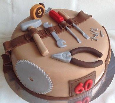 Resultado de imagen para handyman cake
