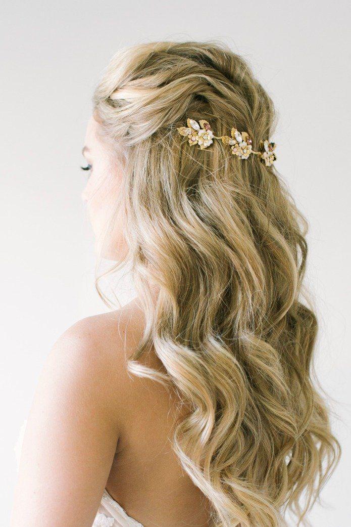 Isadora hair vine - Lindsay Marie Design