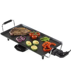 Andrew James - Aj5302- Barbecue Grill Teppanyaki Électrique #Barbecue #Summer #Brochettes #Ete