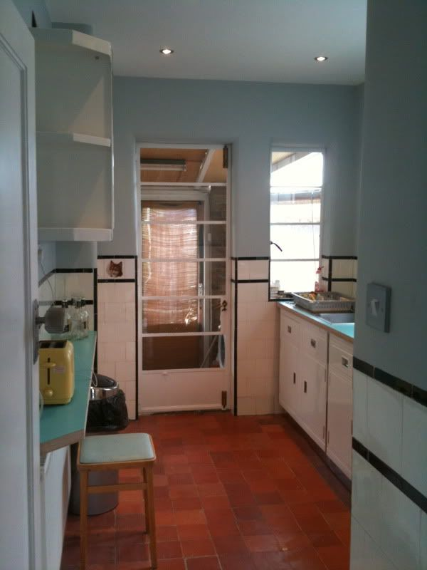 A sympathetically renovated kitchen in a 1930s semi for Bathroom ideas 1930s semi