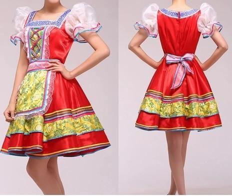 Russian Nutcracker Costume