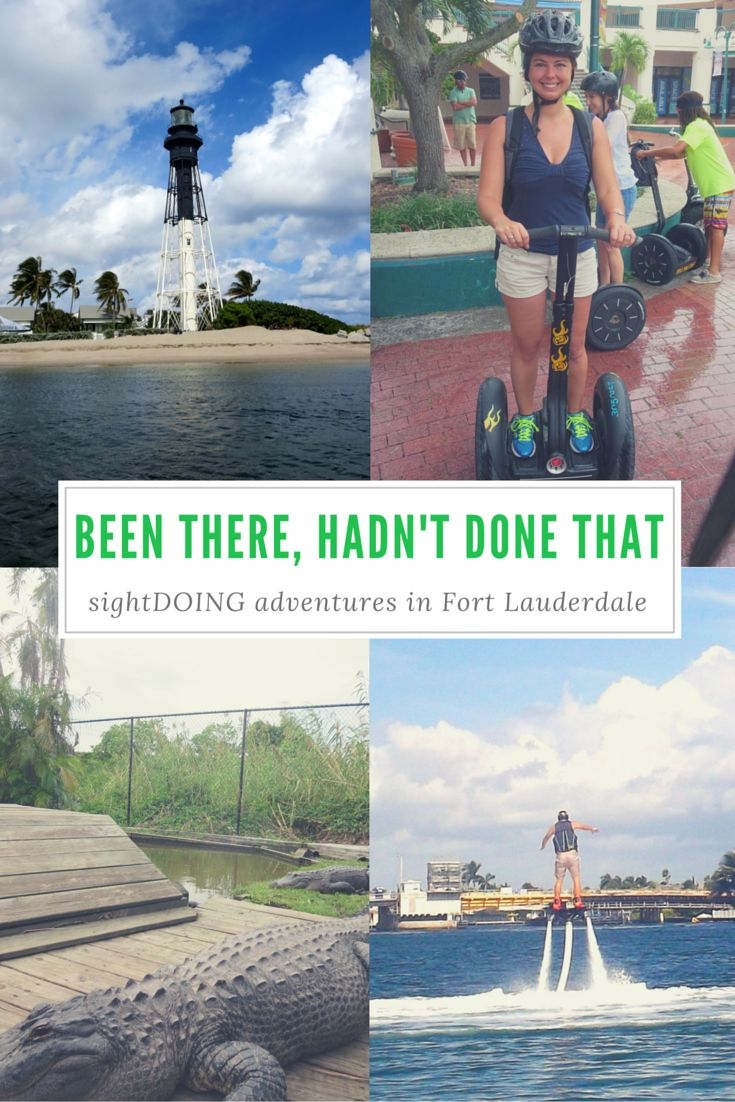 Even return visitors will find GREAT things to do in Fort Lauderdale!  These 5 ideas are perfect for a short getaway, tours before/after a cruise, or as part of a longer trip to the area. #hellosunny #loveFL #florida