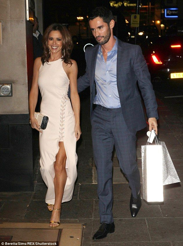 Officially over? It's been claimed Cheryl Fernandez-Versini is officially 'divorcing' husb...