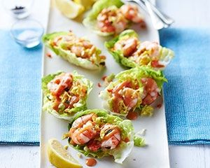 Prawn cocktail canapes recipe 3 reasons to make 1 cute for Mini prawn cocktail canape