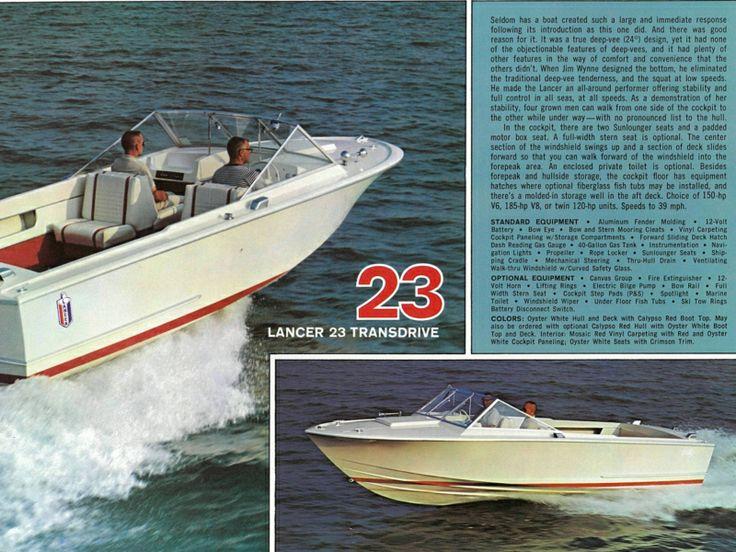 27 best boats images on pinterest boats motor boats and power boats rh pinterest com Chris Craft Lancer Transom Vents 1968 Chris Craft Lancer