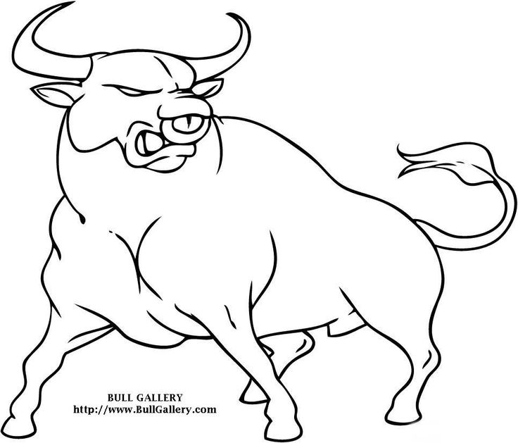 15 best BULLS images on Pinterest Cartoon characters Vector