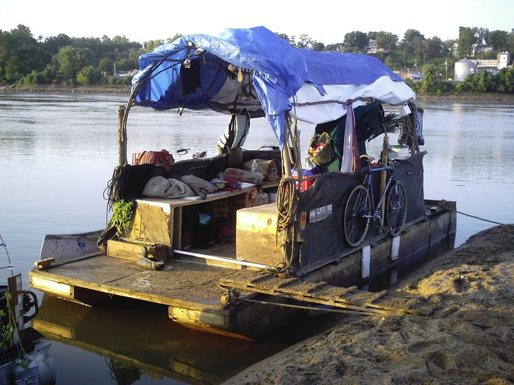 Building Plywood Pontoons and Longtail Boat Engines out of ...