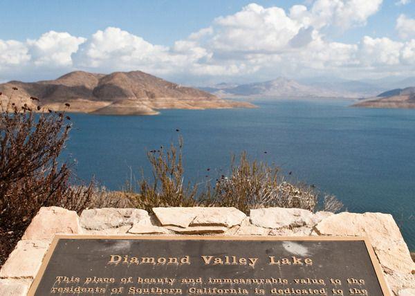 Diamond Valley Lake Hemet California Diamondvalleylake