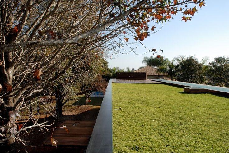 Soluções de telhado verdes para edifícios sustentáveis