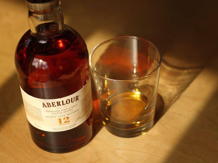 Aberlour Whisky, Speyside, Ecosse