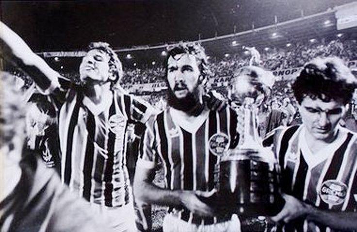 campeões da Libertadores