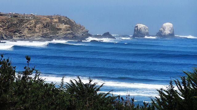 Punta De Lobos / Pichilemu (Chile)