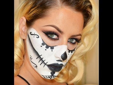 54 best Halloween ideas images on Pinterest Halloween ideas - best halloween face painting ideas