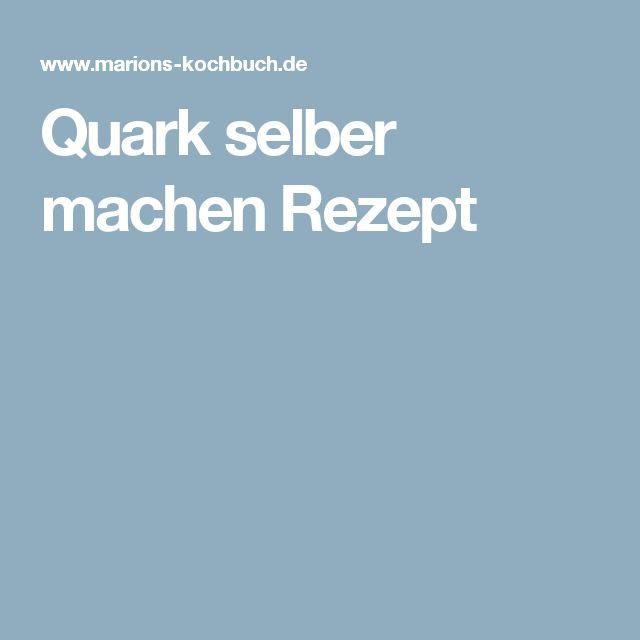 1000 ideas about quark selber machen on pinterest k se selber machen veganer quark and quark. Black Bedroom Furniture Sets. Home Design Ideas