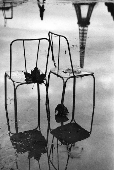Paris - © Jean Mounicq: Champ de Mars, 1957.
