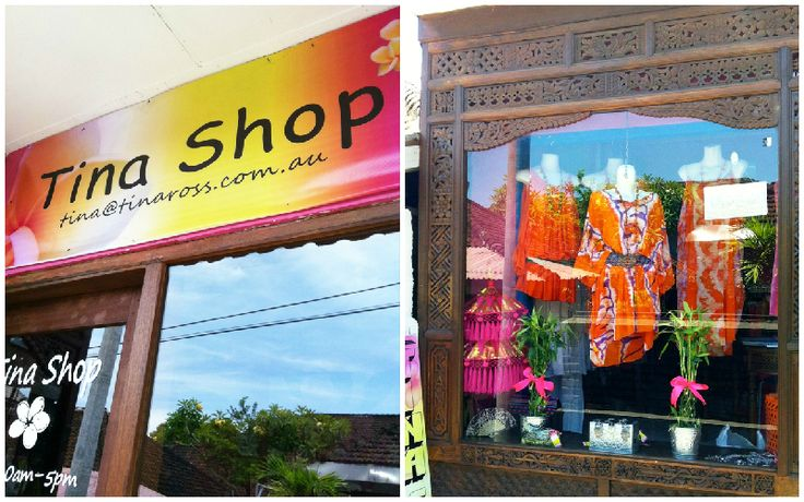 For the Girls: Best places to shop in Bali