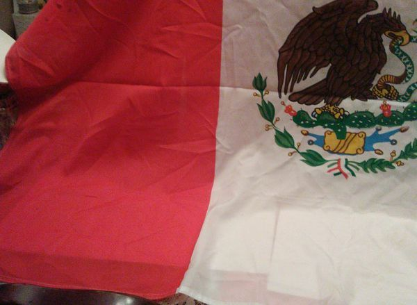 Big 3 X 5 Mexican Flag September 16th Selection 5 De Mayo For Sale In Modesto Ca Offerup Mexican Flags Mexican 5 De Mayo