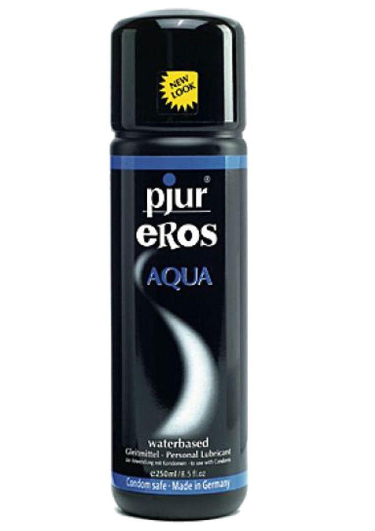 Pjur Eros Aqua Water Based Lubricant 8.5 Ounce