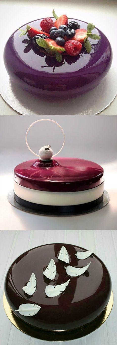Mirror Glazed Cake Perfection | Daily Recipes
