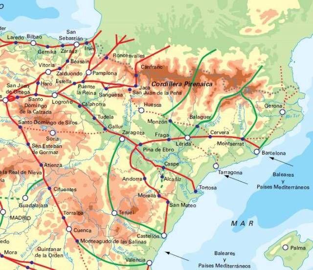 Camino de Tarragona