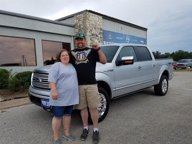 Congratulations and Best Wishes JOHN on the purchase of your 2014 FORD F150!  We sincerely appreciate your business, Benny Boyd Motor Company - Marble Falls and DEE NIXON.