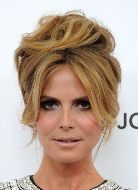Bardot hairstyle