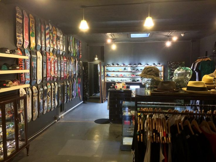 The Only Skate Shop in Swansea City Centre