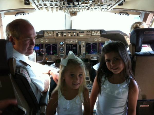Plane time!