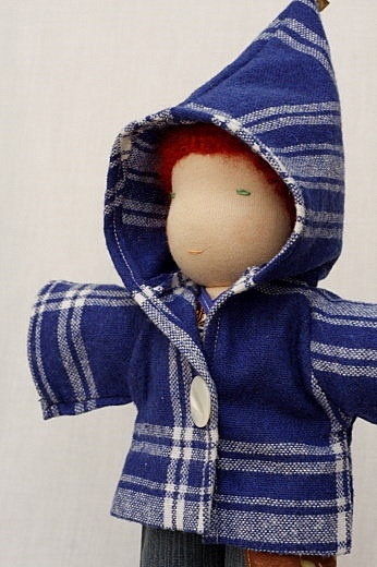 doll jacket: Doll Clothes, Waldorf Dolls, Wool Jackets, Poppen Maken, Doll Jacket