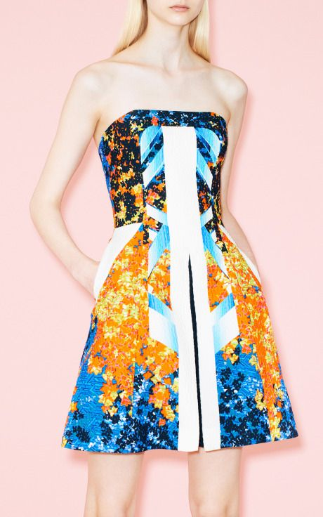 Peter Pilotto Resort 2014 Peter Pilotto Resort 2014 Photography by Angelo  Pennetta Styling by Sara Moonves
