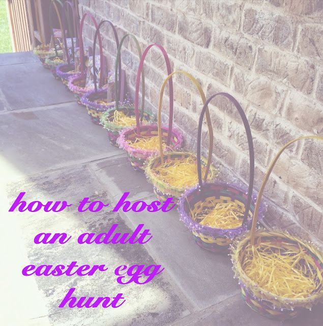 17 best ideas about egg hunt on pinterest easter ideas for What to put in easter eggs for adults