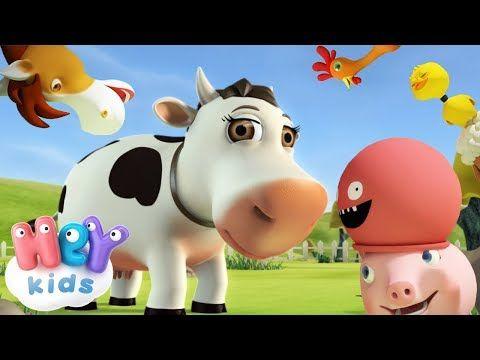 Canciones dela Granja: La Vaca Lola, En La Granja De Mi Tío y muchas más! - YouTube