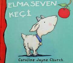 Elma seven keçi. .