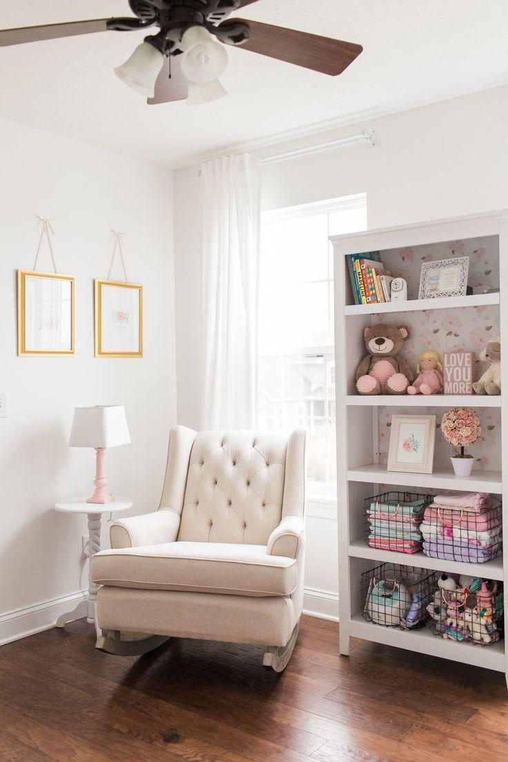 Best 20+ Girl nurseries ideas on Pinterest