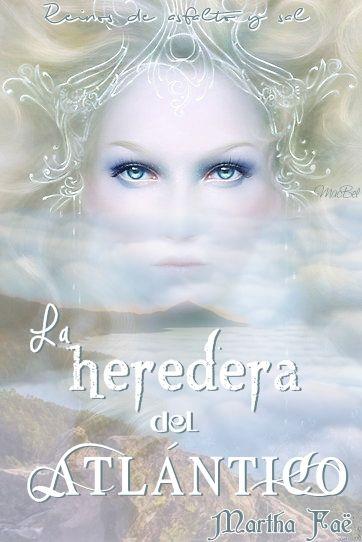 Fan Art para LA HEREDERA DEL ATLÁNTICO, de Martha Faë (Maca - Bookceando Entre Letras)