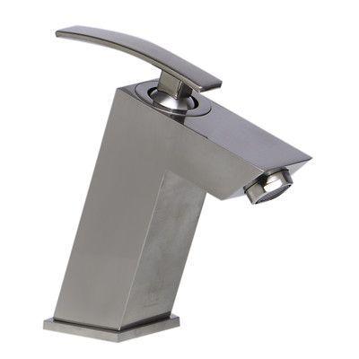 Alfi Brand Single Handle Bathroom Faucet Finish: