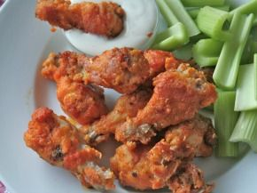 The BakerMama shows you how easy it is to bake up some winning chicken wings for gameday! They are super crunchy without being fried.
