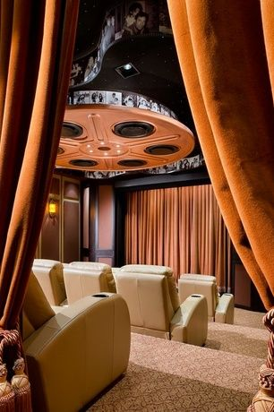 Best 25+ Home Theater Curtains Ideas On Pinterest | Home Theater, Movie  Rooms And Movie Theater Basement Part 49