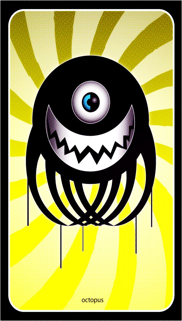 :::octopus::: by doghead.deviantart.com on @deviantART