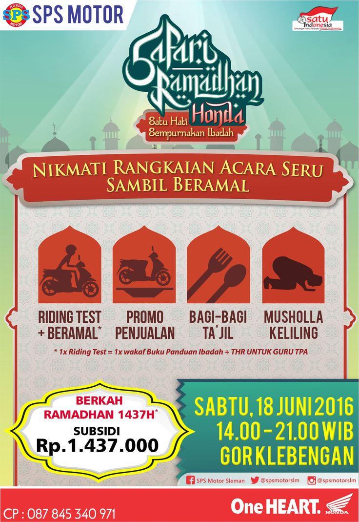 84 best website feed images on pinterest fotos e google honda safari ramadhan jogja sps motor sleman ccuart Images