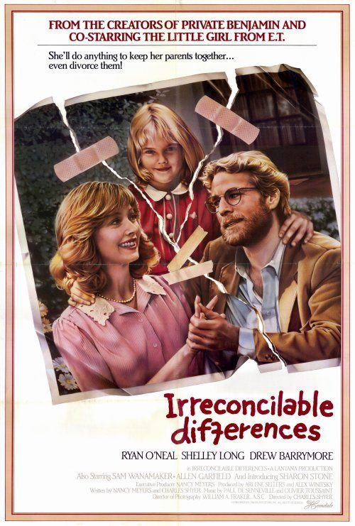 Irreconcilable Differences 1984  One of my most favorite movies of all time.