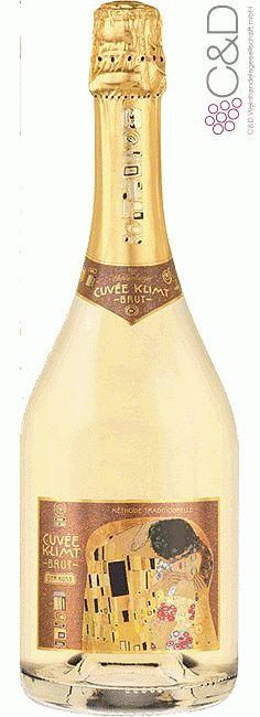 Folgen Sie diesem Link für mehr Details über den Wein: http://www.c-und-d.de/Wien/Sekt-Cuvee-Klimt-Der-Kuss-Schlumberger_58334.html?utm_source=58334&utm_medium=Link&utm_campaign=Pinterest&actid=453&refid=43 | #wine #whitewine #wein #weisswein #wien #Österreich #58334