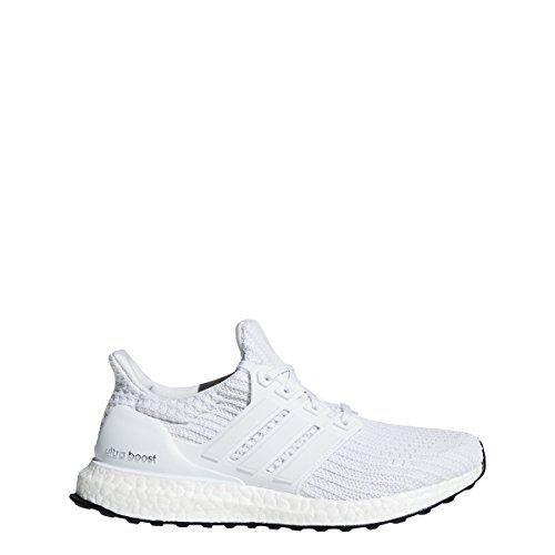 adidas Women's Ultraboost w Road Running Shoe, WhiteWhite 2