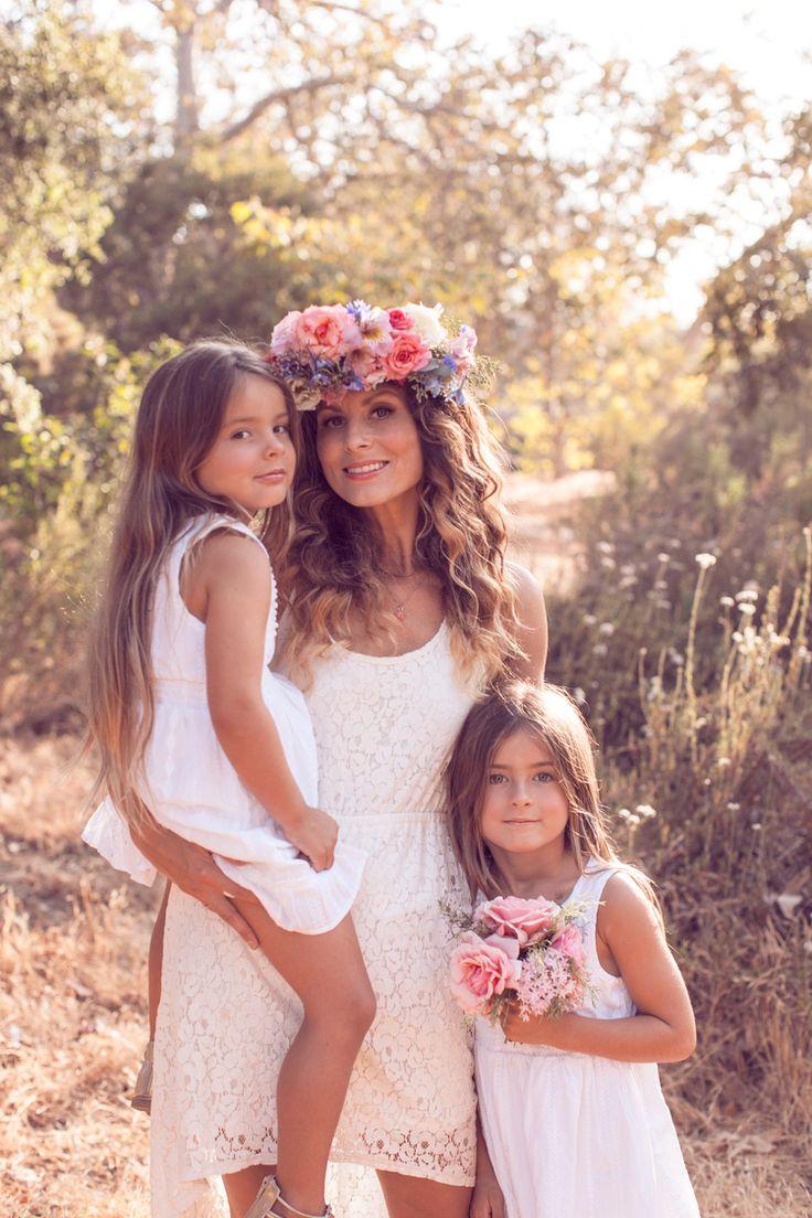 Мама и две дочки картинки, банда прикольные