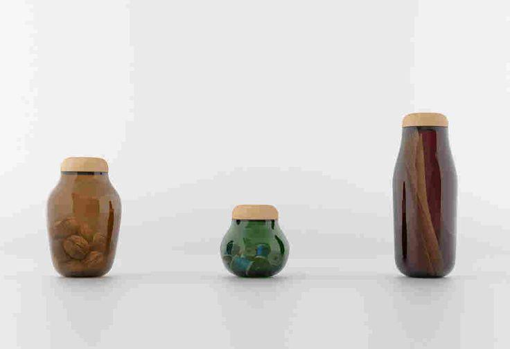 Natura Jars — декоративные банки для хранения продуктов